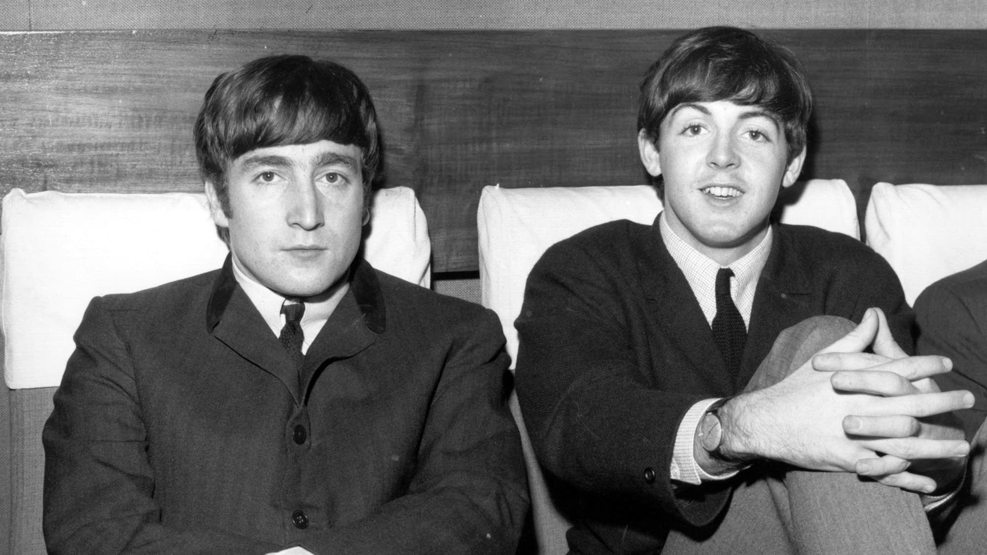 60 Years Ago John Lennon Met Paul Mccartney The Rest Is History Mpr News