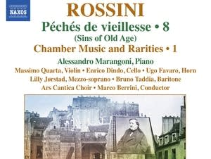 Gioachino Rossini - Petit Souvenir