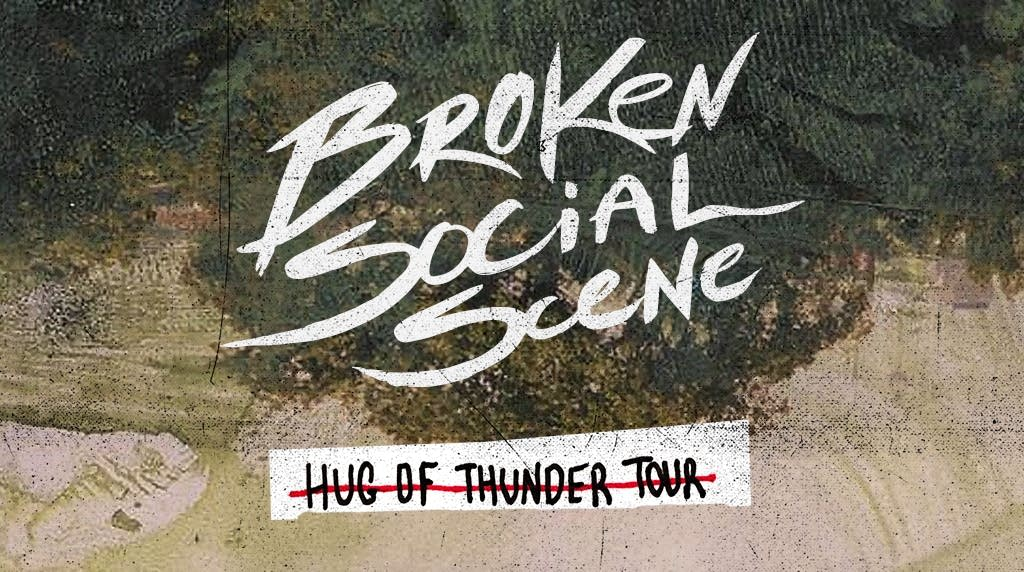 Broken Social Scene - Hug of Thunder tour