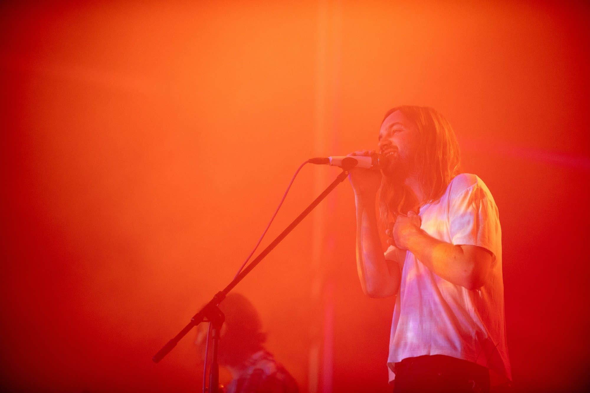 Tame Impala perform at Surly Festival Field