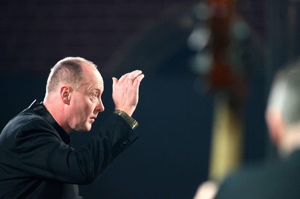 Conductor Paul McCreesh