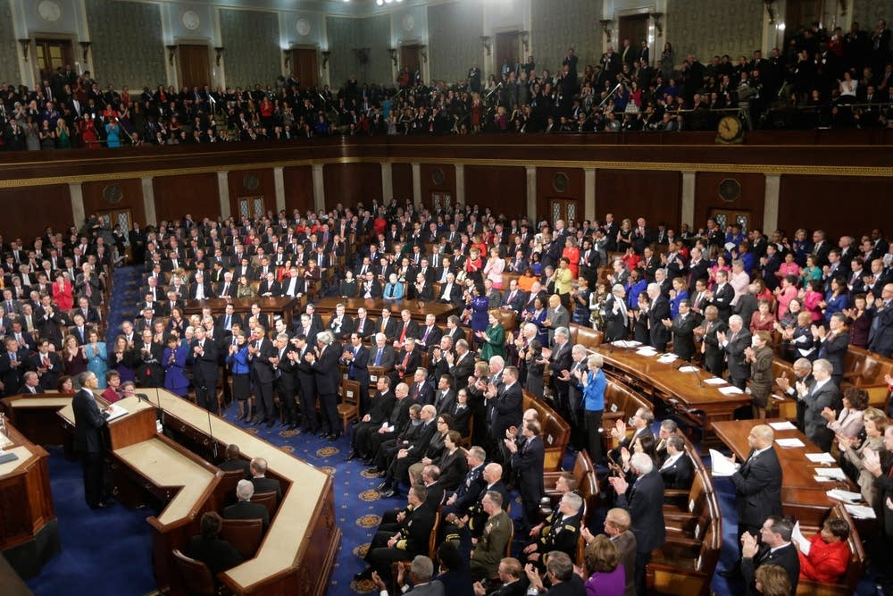 a review of president bushs state of union address to congress on americas unification process Transcript - president trump state of the union speech posted on january 30, 2018 by sundance [ transcript ] to the congress of the united states: mr speaker, mr vice president, members of congress, the first lady of the united states, and my fellow americans.
