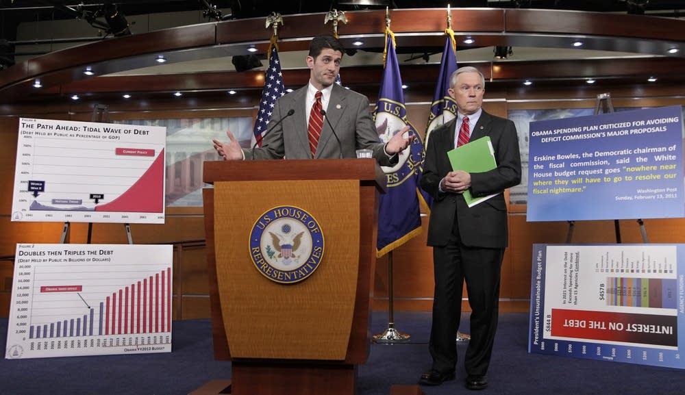 Jeff Sessions, Paul Ryan