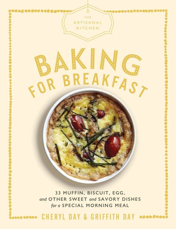 Baking For Breakfast Book Cover