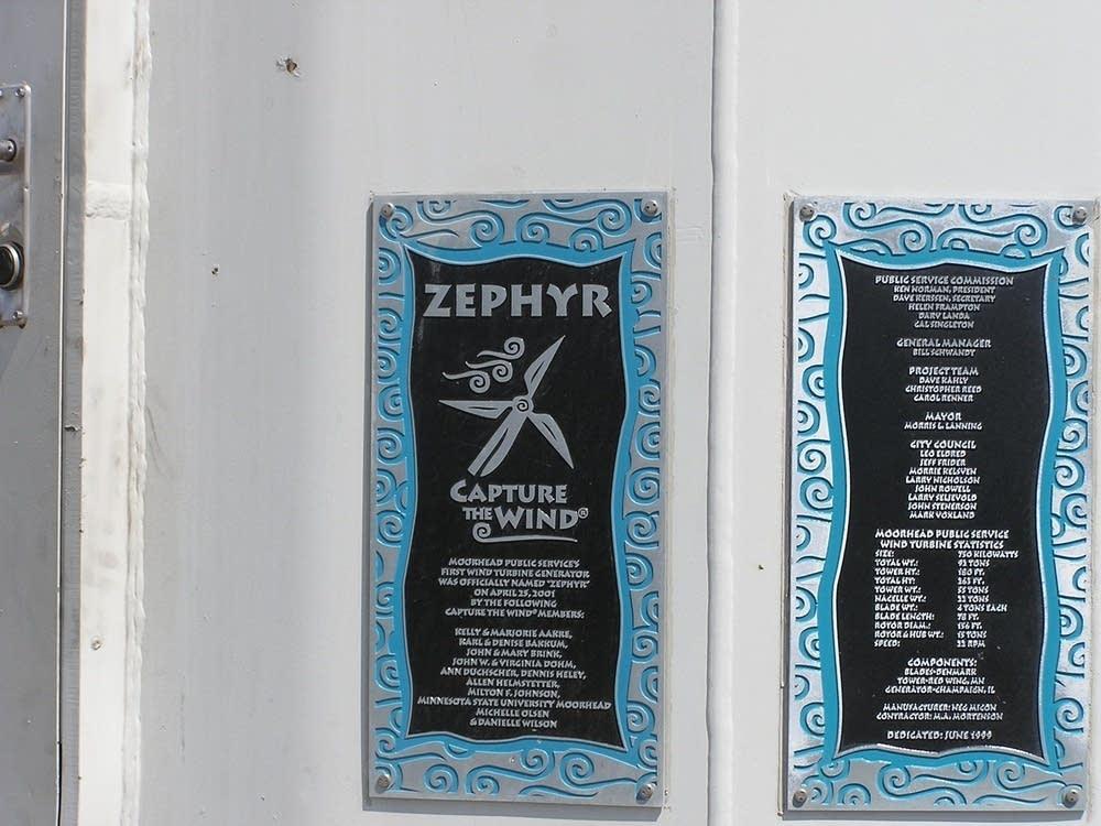 The Zephyr wind turbine