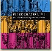 Pipedreams Live CD
