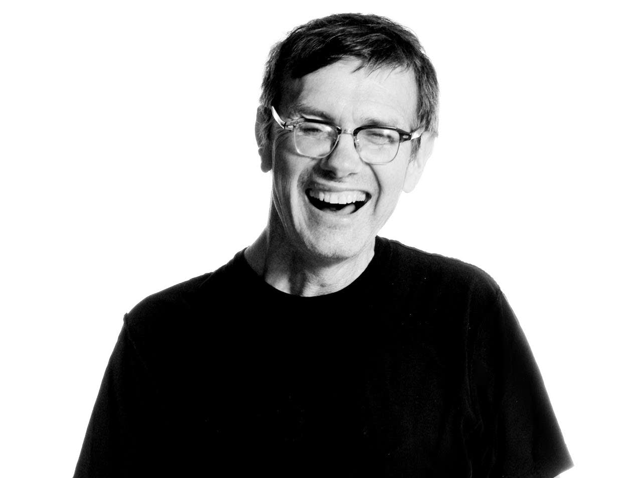 Storyteller and writer Kevin Kling will be honored by Interact Center