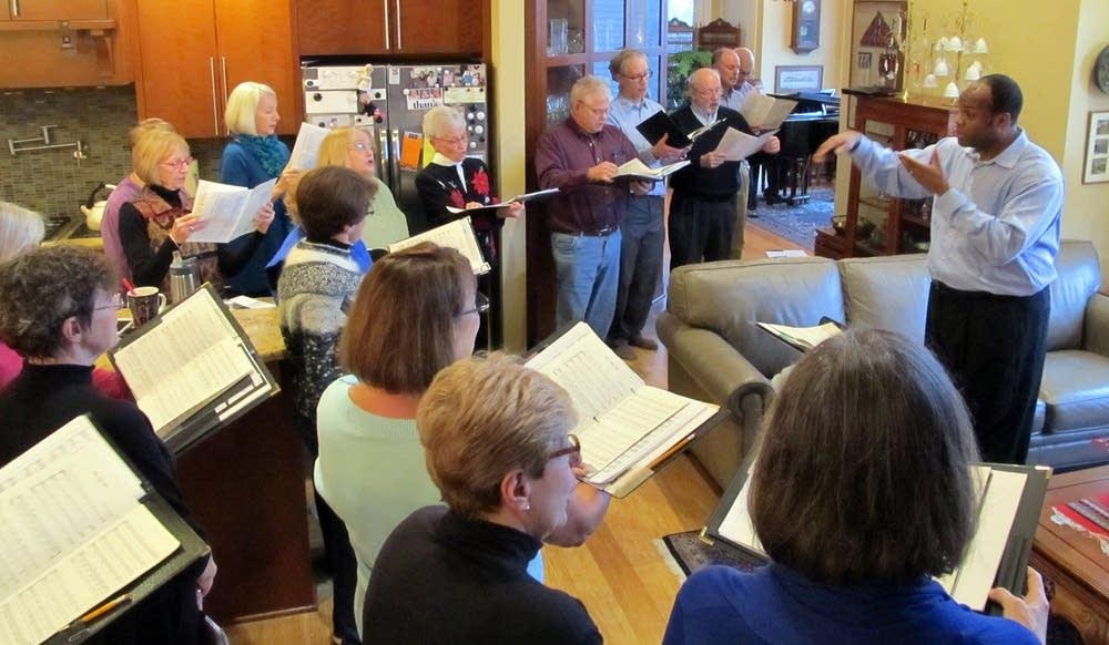 Good Samaritan United Methodist church choir