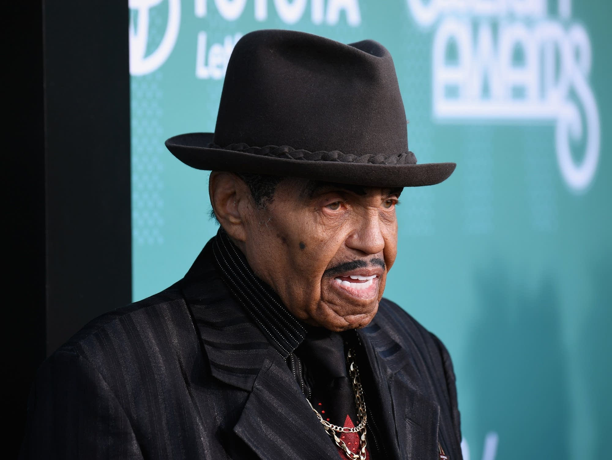 Joe Jackson at the Soul Train Awards in 2017.