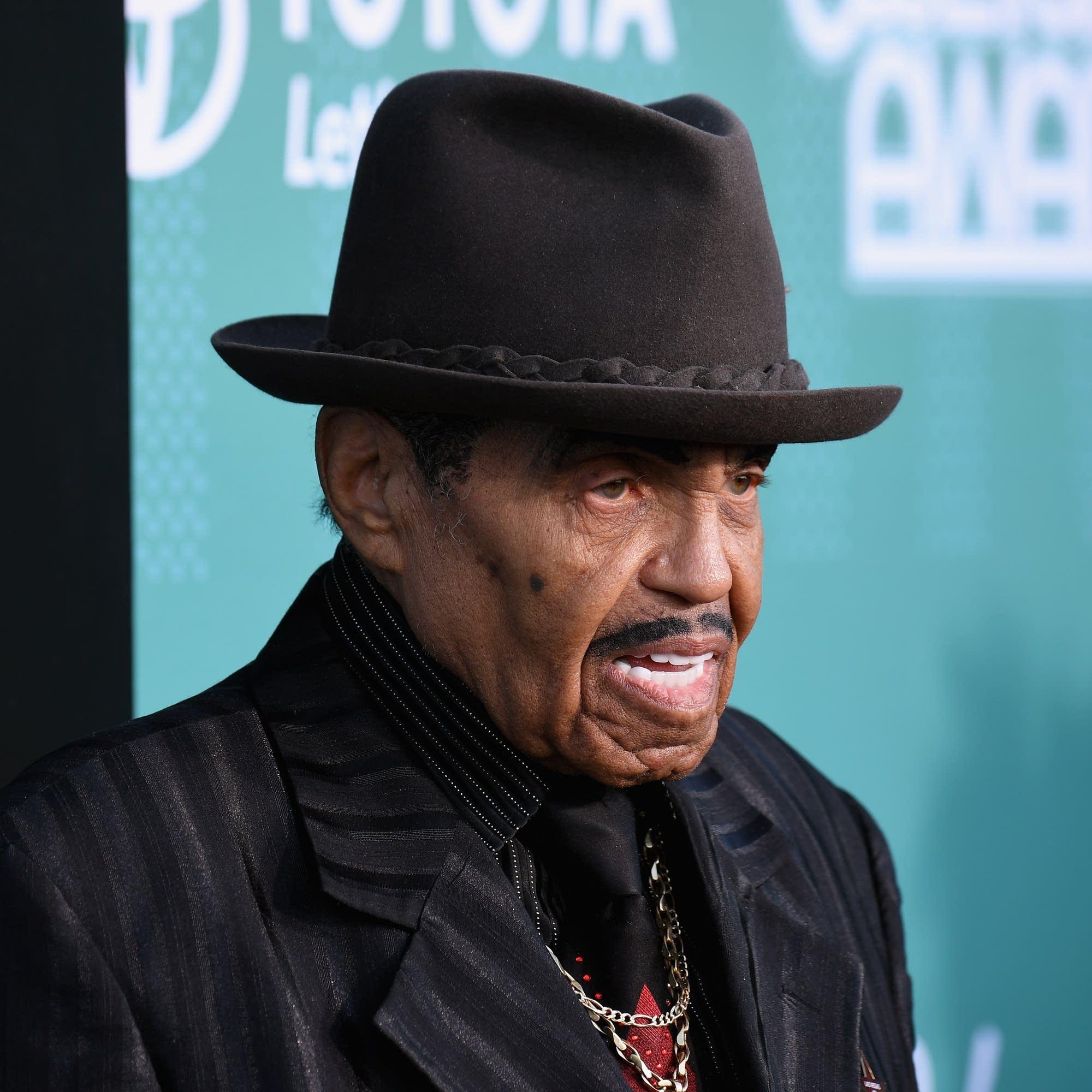 Joe Jackson at the Soul Train Awards in 2017.