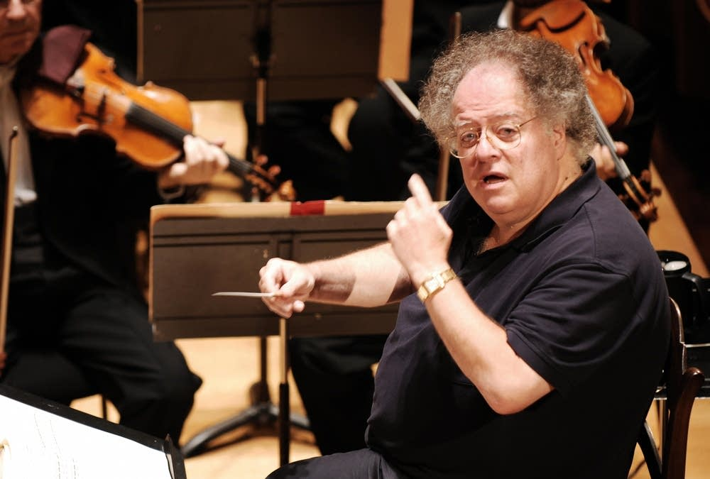 James Levine in 2007