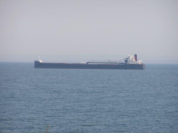 Ore ship