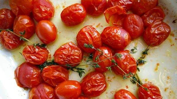 Squashed Tomatoes