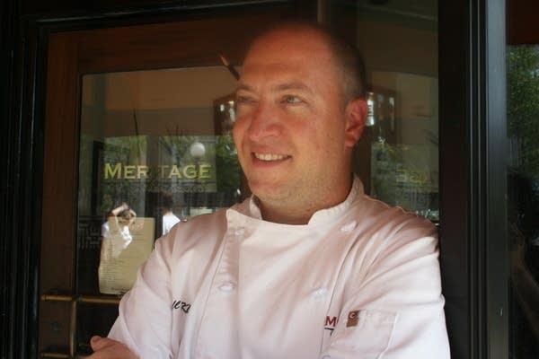 Meritage chef-owner