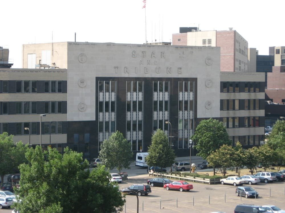 Star Tribune building