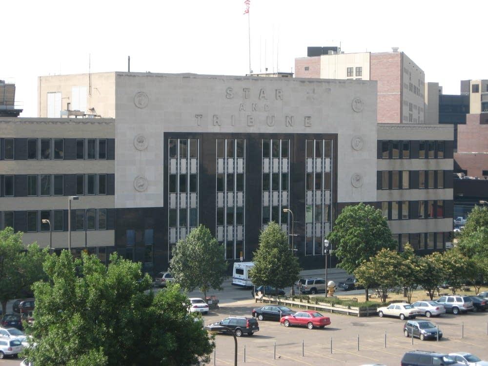 Star-Tribune building