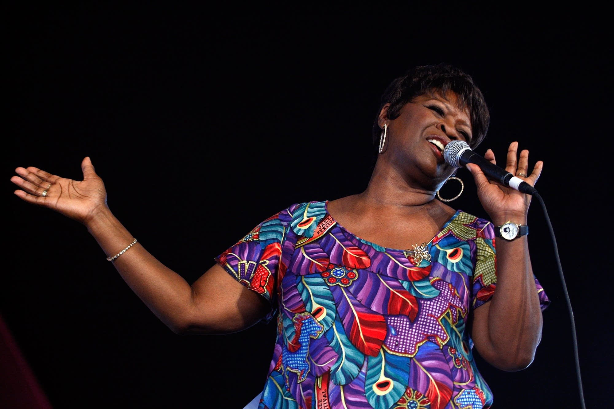 Irma Thomas is known as The Soul Queen of New Orleans