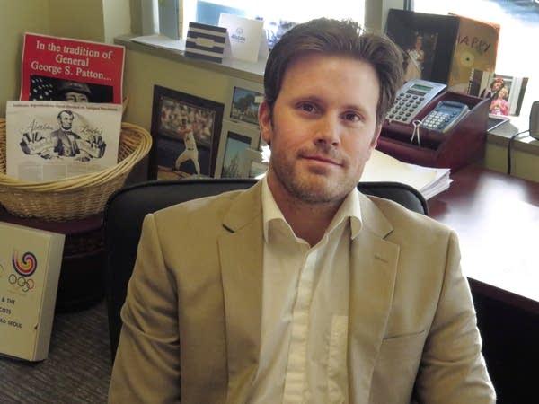 Edina mortgage banker Scott Gregory