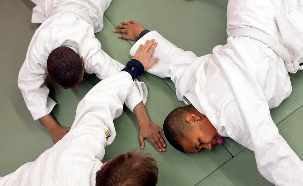 Pre-class stretching