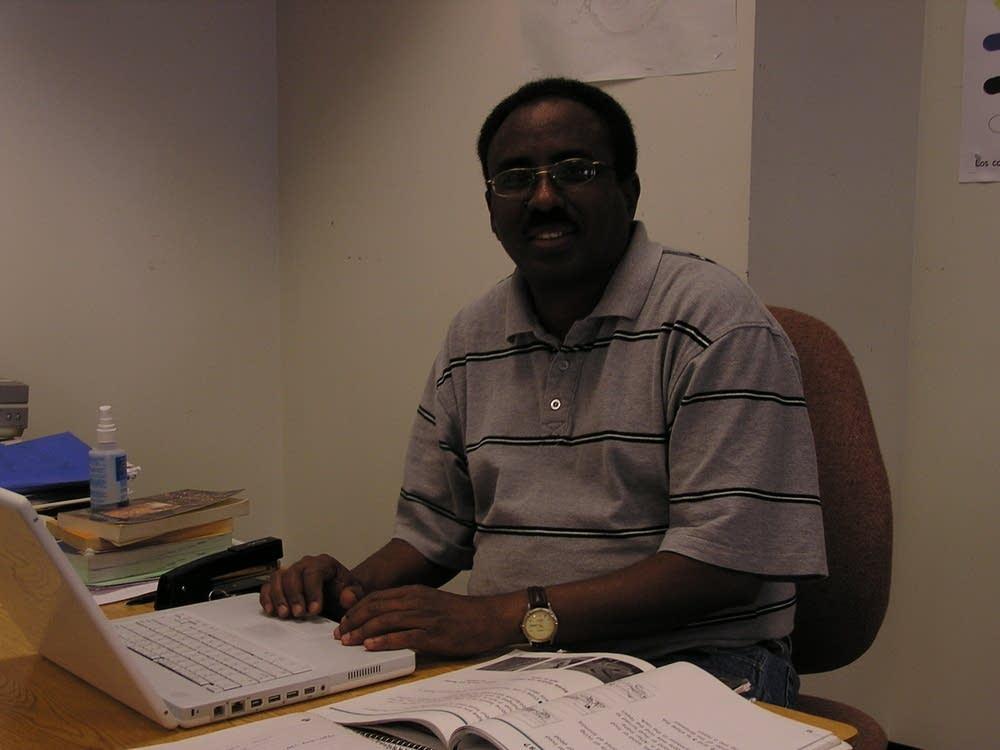 Mohammed Hadi