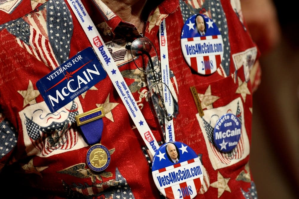Delegate with buttons