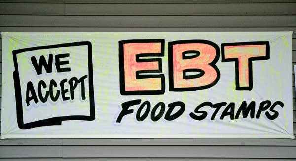 EBT sign