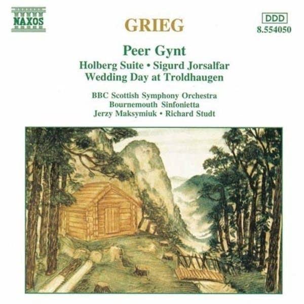 Edvard Grieg - Wedding Day at Troldhaugen