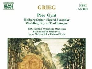 Edvard Grieg - Wedding Day at Troldhaugen