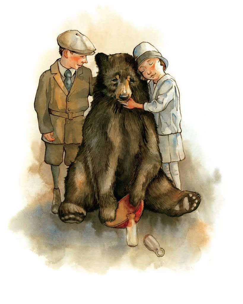 'Winnie' by Sally M. Walker