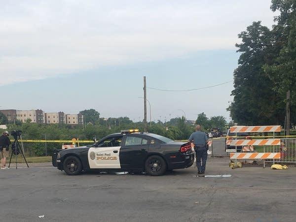 St. Paul police shooting