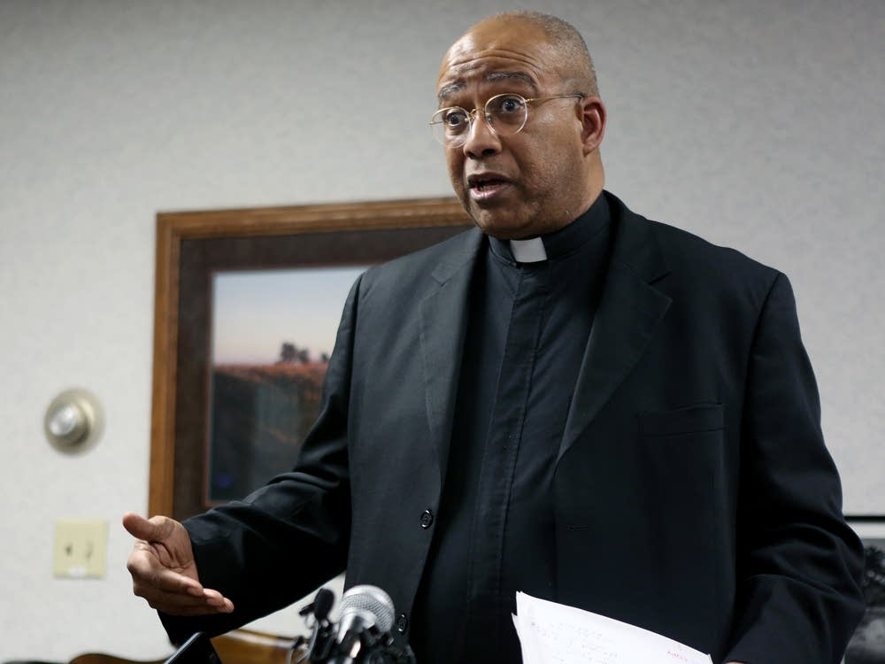 Rev. Reginald Whitt