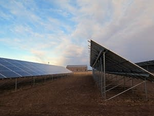 St. Cloud's effort began about three years ago to use renewable energy.