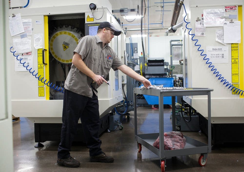 Manufacturing worker shortage