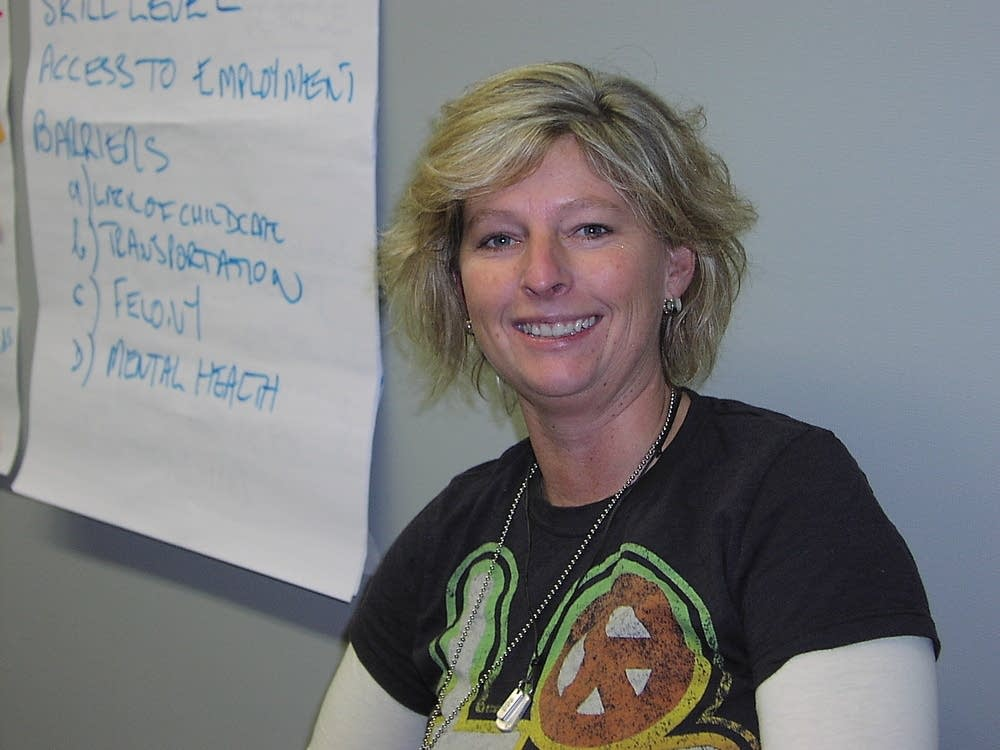 Linda Domholt, vice president of Perspectives