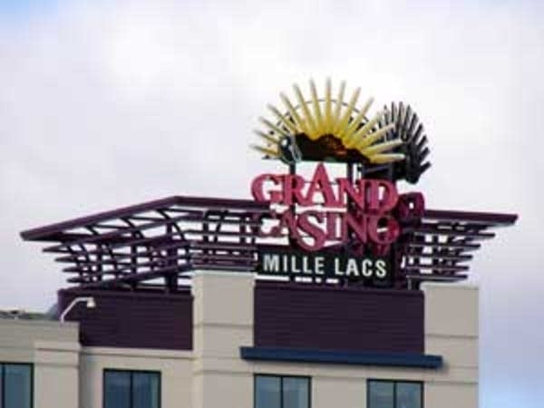 The Mille Lacs Grand Casino