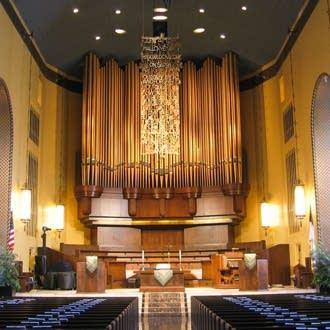 1997 Schoenstein at 1st-Plymouth Congregational Church, Lincoln, NE
