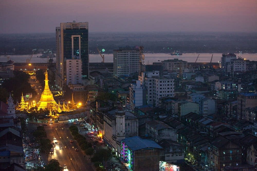 Reforms in Myanmar