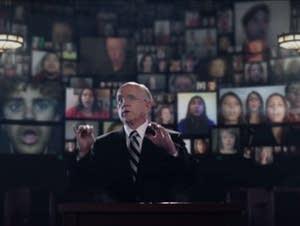 Mack Wilberg leads virtual Mormon Tabernacle Choir