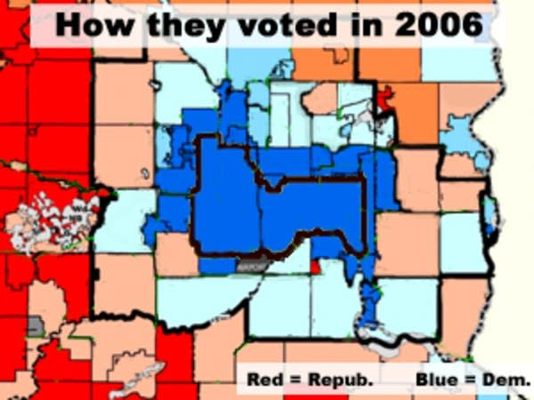 How they voted in 2006