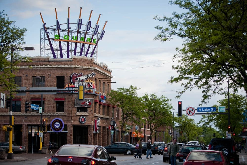 Hennepin Avenue and Lake Street