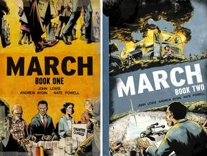 The 'March' trilogy
