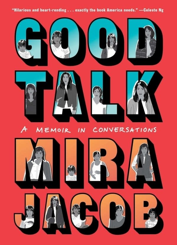 'Good Talk' by Mira Jacob