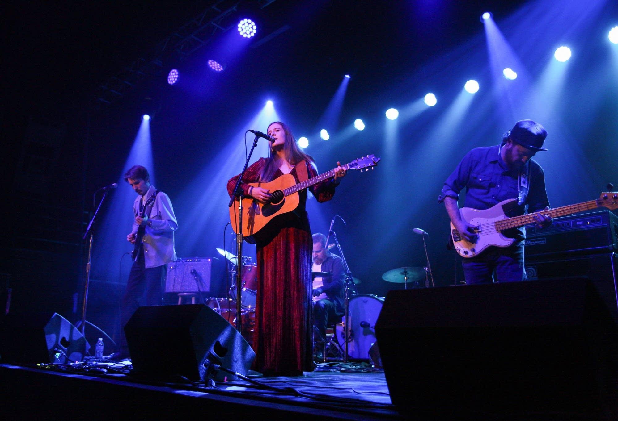 Kacy & Clayton perform at United States of Americana's 8th birthday