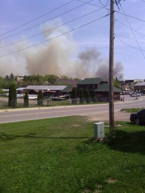Ely fire
