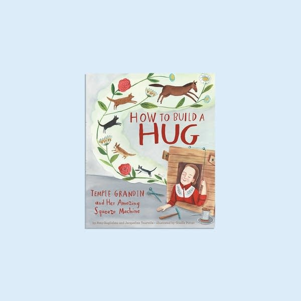 Julie's Library: How to Build a Hug
