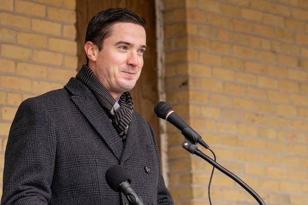 Owen Metz of Plymouth based Dominium Management.