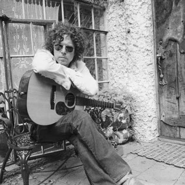 Singer/Songwriter Gary Louris
