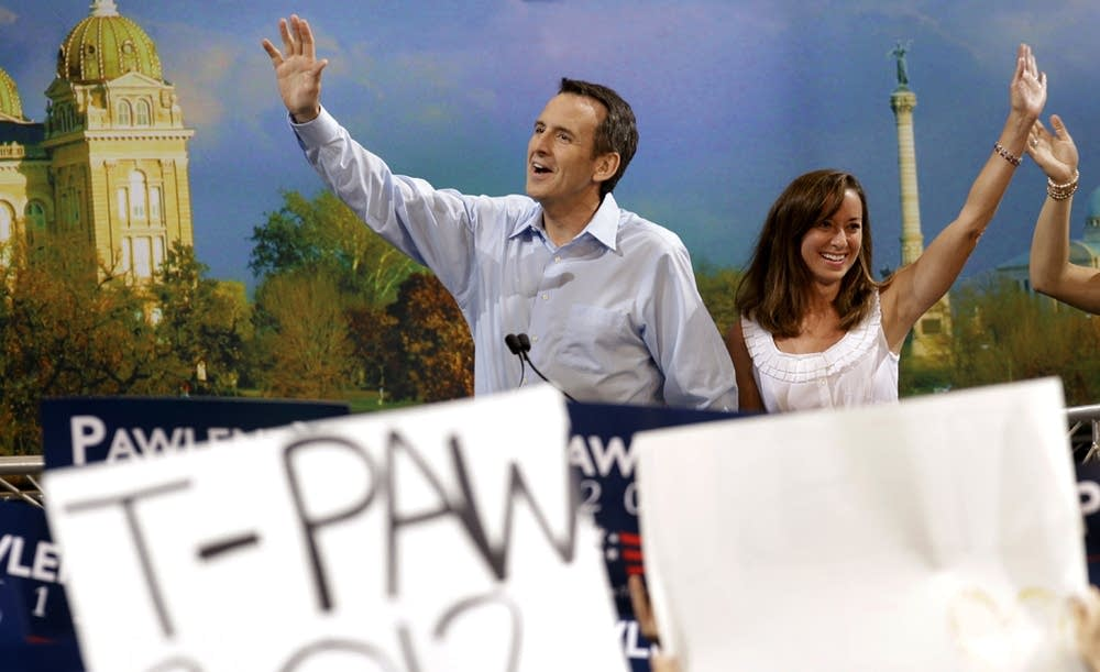 Tim Pawlenty, Mary Pawlenty