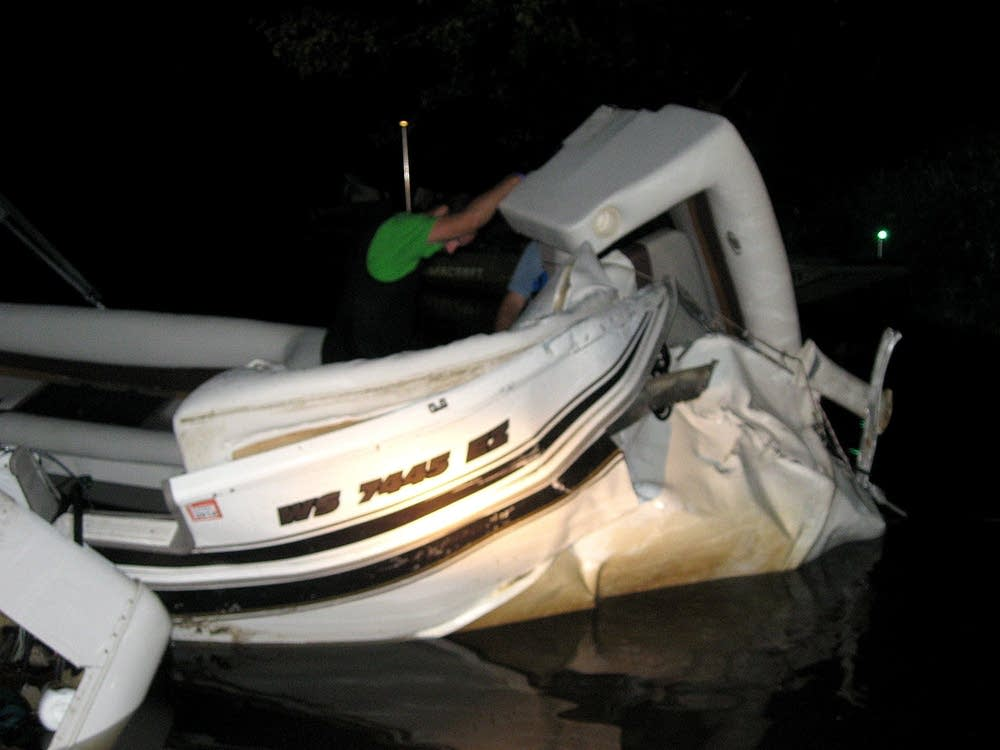 Wisconsin boat crash