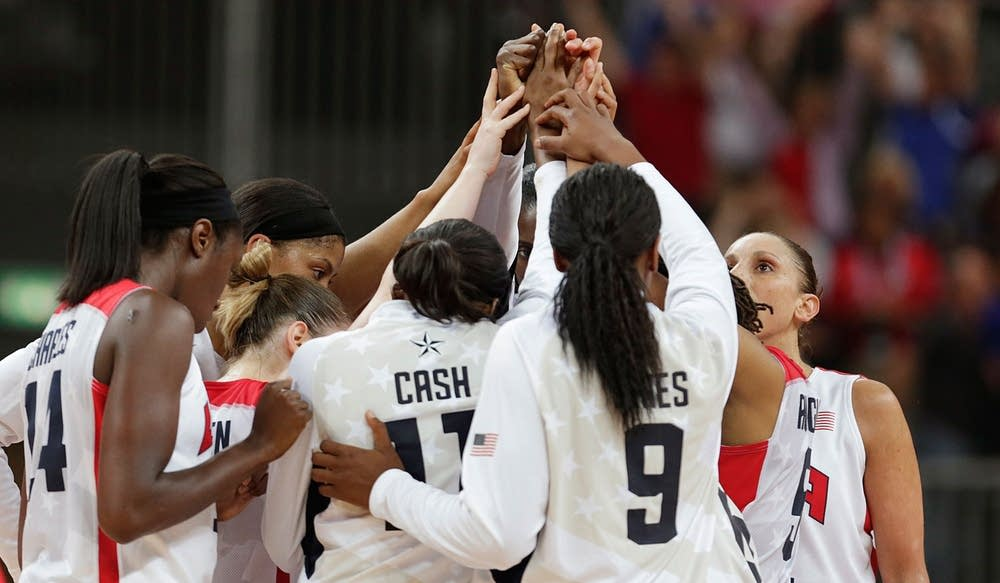 U.S. women's basketball team